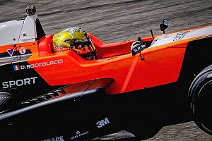 Formula Renault Race report Monza NEC: Boccolacci takes maiden win in thriller