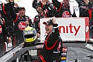 NASCAR XFINITY McDowell takes first NASCAR national level win after nine years of trying