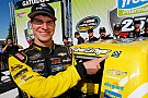 NASCAR Truck Grant Enfinger scores first career Truck win at Talladega