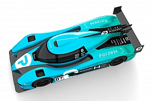 Endurance Breaking news Dutch students present design for hydrogen-powered LMP3 racer