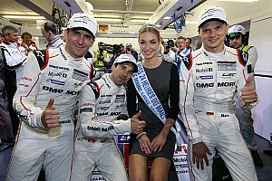 Le Mans Qualifying report 18th pole position for Porsche in Le Mans