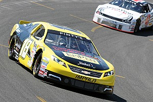 NASCAR Canada Qualifying report Tagliani beats title rivals Ranger and Lapcevich to pole