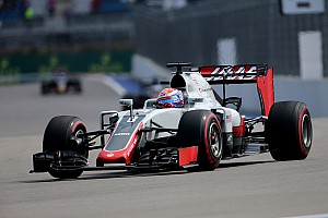 Formula 1 Qualifying report No Q3 for Haas F1 Team at Sochi