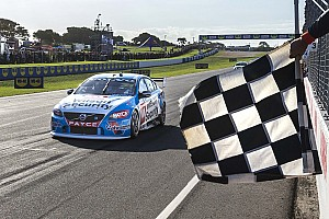 V8 Supercars Race report Phillip Island V8s: McLaughlin takes out final race