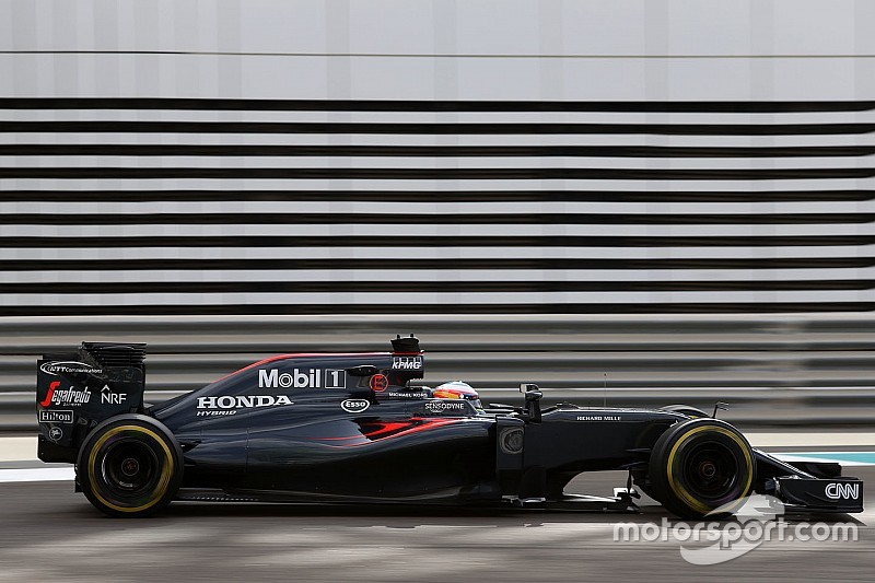 Mclaren F1 Team Rules Out Title Sponsor Before 2018