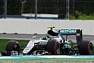 Formula 1 Lowe: Rosberg