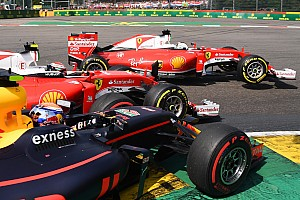 Stewards to be more lenient with F1 driver collisions