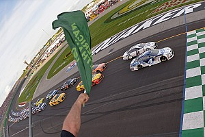 NASCAR Sprint Cup Breaking news Analysis: Why NASCAR's Kentucky package had its haters