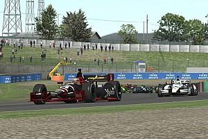 Videogames Special feature LIVE sim racing: IndyCar seizoensopener deel 2