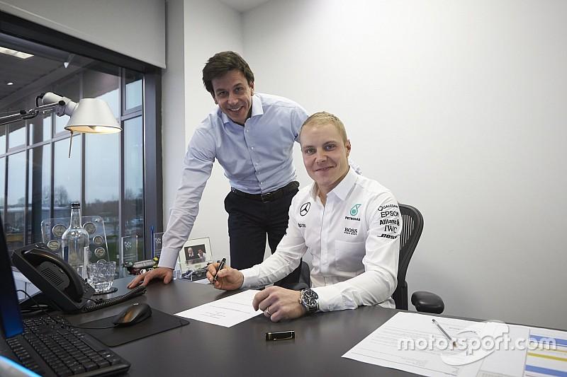 So begründet der Mercedes-Sportchef die Verpflichtung von Bottas