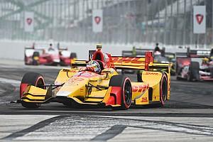 IndyCar Race report Andretti Autosport: Grand Prix of St. Pete, race report