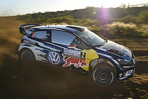 WRC Leg report Argentina WRC: Latvala leads Paddon after SS4, Neuville hits trouble