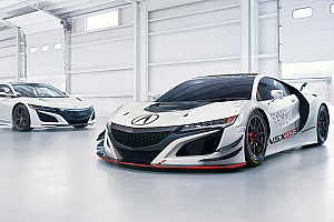 "IMSA Breaking news Keene ready for ""formidable task"" with MSR Acura"