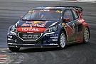 World Rallycross Sweden WRX: Loeb takes Q1 lead as Ekstrom and Solberg fail to finish