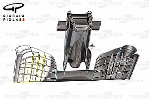 Technique - L'évolution en vidéo des ailerons de la McLaren MP4-31
