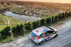 WRC Breaking news Oscar Solberg, Max Vatanen to contest 2016 Drive DMACK Trophy