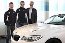 Touring Collard and Menzel become BMW juniors
