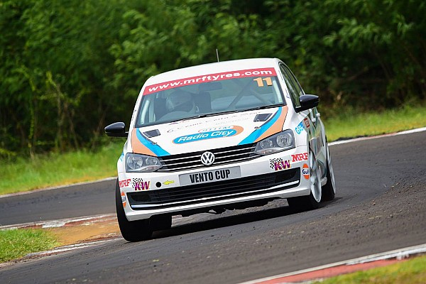 Touring Breaking news Not winning Vento title a low, but not the end, says Desouza