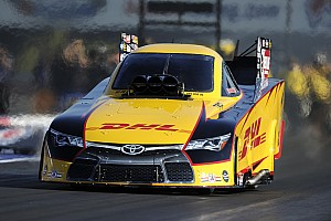 NHRA Qualifying report Kalitta, Worsham, Anderson, Krawiec race to qualifying leads at NHRA Nationals