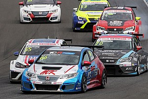 TCR Preview TCR International Series re-joins Formula 1 in Singapore
