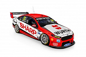 Supercars Breaking news Coulthard to run Sharp colours in Sydney