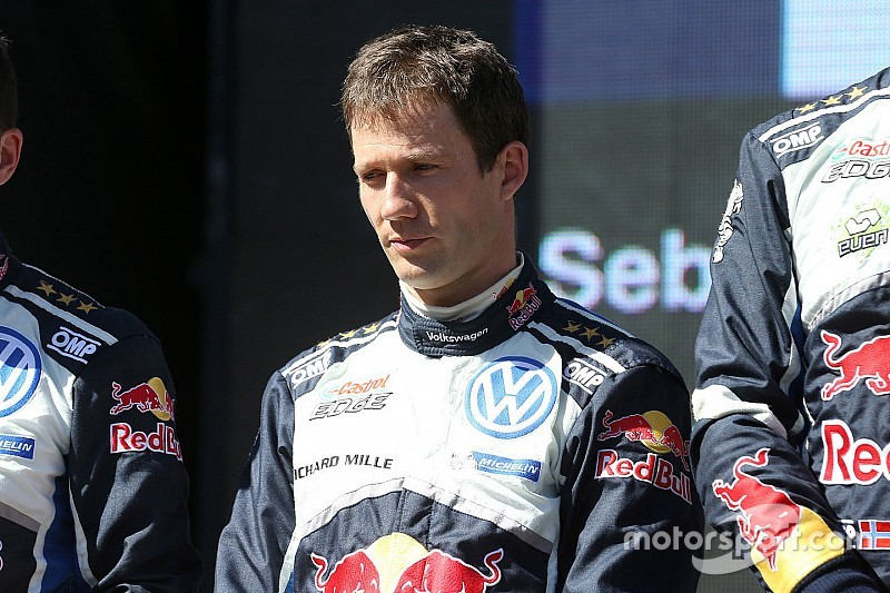 【WRC】王者オジェがトヨタのマシンをテスト。ヤリスの弱点を指摘