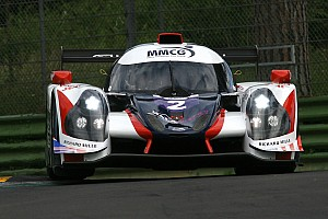 European Le Mans Preview Nissan powers entire prototype field in European Le Mans Series