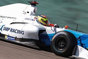 Формула V8 3.5 Отчет о квалификации Ваксивьер переиграл Оруджева в споре за поул в Сильверстоуне