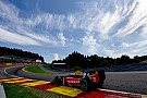 GP2 Spa GP2: Giovinazzi leads all-rookie podium in sprint race