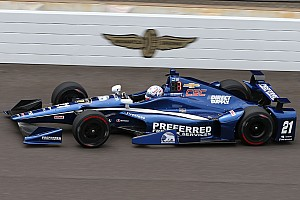 """IndyCar Breaking news Mixed day for """"Team America"""" leaves questions before qualifying"""