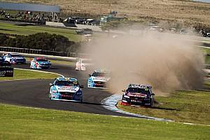 V8 Supercars Analysis Driver's Eye View: Phillip Island