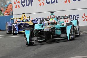Formula E Race report NextEV TCR Formula E Team: Berlin ePrix report