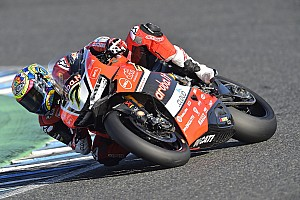 World Superbike Race report Jerez WSBK: Davies takes third straight win in Race 1