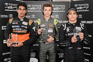Other open wheel Breaking news Daruvala hails consistency, moves to third in the standings