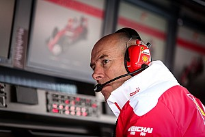Formula 1 Interview I must develop as much as Ferrari, says new boy Clear