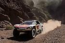 Dakar Loeb philosophical about losing Dakar to Peterhansel