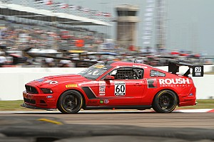 PWC Race report Roush Jr doubles up in second GTS race at St Petersburg