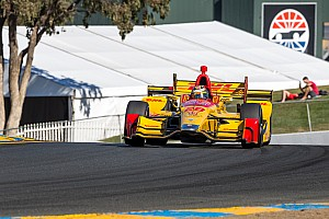 IndyCar Breaking news Hunter-Reay: We have a lot of work to do in the off-season