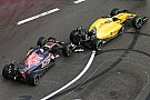 Formula 1 Kvyat gets grid penalty, but blames Magnussen for crash