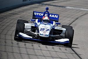 Indy Lights Practice report Stoneman tops Indy Lights practice at Iowa