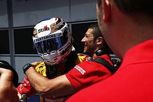 GP2 Race report Baku GP2: Giovinazzi goes last to first amid safety car mayhem