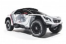 Dakar Peugeot unveils new Dakar challenger