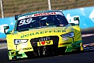 DTM Audi swaps Rockenfeller and Rast for DTM season finale