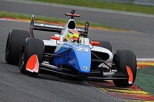 Formula V8 3.5 Qualifying report Spa F3.5: Vaxiviere takes first pole of 2016 in red-flagged qualifying