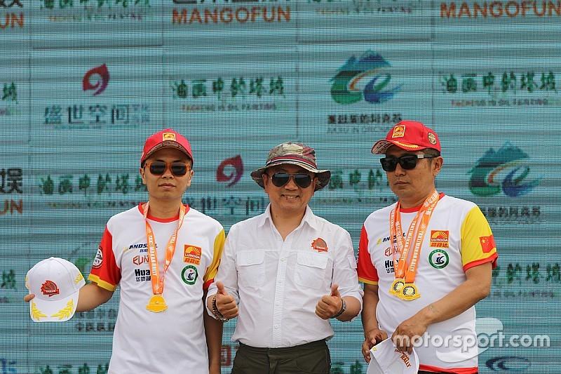 塔城车队三将齐发力  刘昆赛段前二王新刚挤身前八