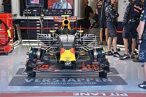 Technique - Le travail de Red Bull sur ses freins avant