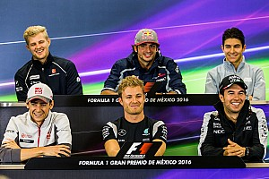 Formula 1 Press conference Mexican GP: Thursday's press conference