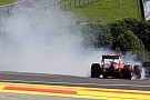 Brake bias issue caused Vettel's spin in FP2