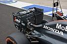 Formula 1 Bite-size tech: McLaren MP4-31 rear wing louvres