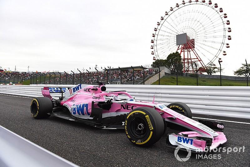 Sergio Pérez chez Force India jusqu'en 2019 - Fil Info - Formule 1 - Auto/Moto